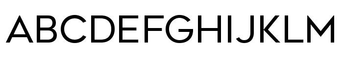 Geometos Neue Font LOWERCASE