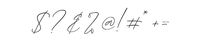 GermanyScript Font OTHER CHARS