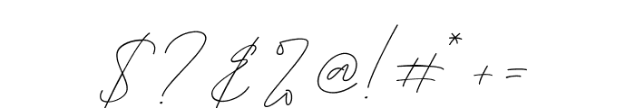 GermanyScript2 Font OTHER CHARS
