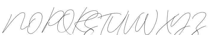 GermanyScript2 Font UPPERCASE
