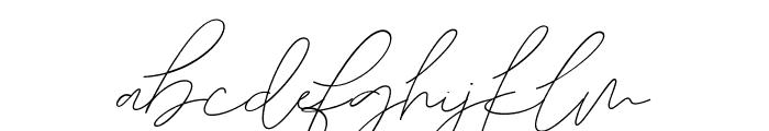 GermanyScript2 Font LOWERCASE