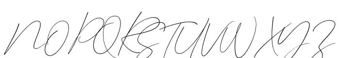 GermanyScript Font UPPERCASE