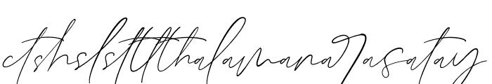 GermanyScriptLigatures Font UPPERCASE