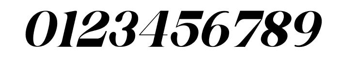 Gishella Morely Italic Font OTHER CHARS