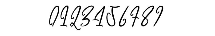 GithaLovely Font OTHER CHARS
