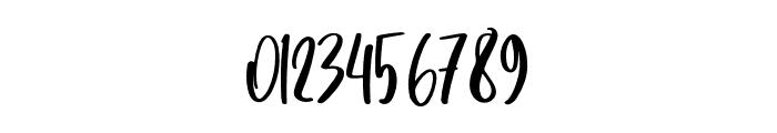 Glamkilla Regular Font OTHER CHARS