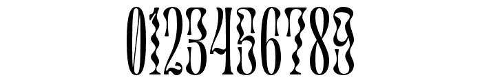 Glassure Font OTHER CHARS