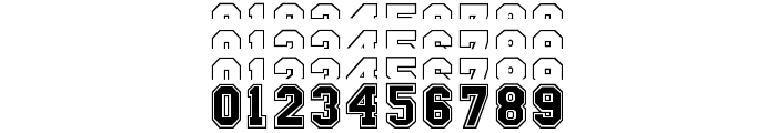 Go Sports Alternate Regular Font OTHER CHARS