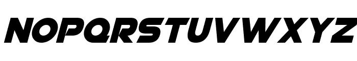 GoGo Poster 2020 Italic Font LOWERCASE