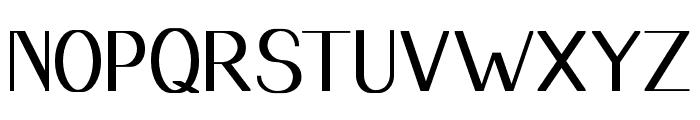 Goddess_Valkyrian Font LOWERCASE