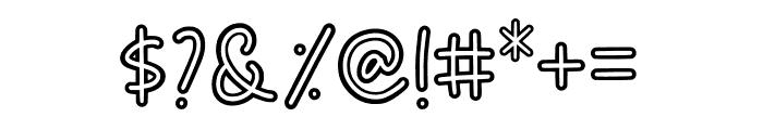 Godyland Font OTHER CHARS