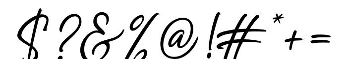 Golden Class Script Slant Golden Class Font OTHER CHARS