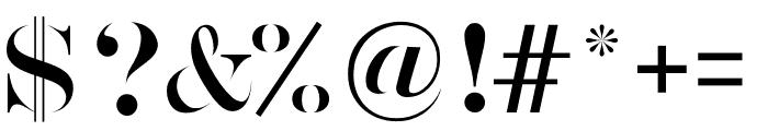Golden Class Serif Golden Class Font OTHER CHARS