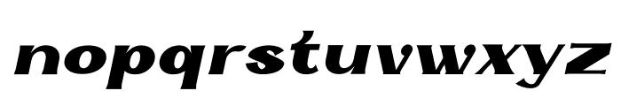 Golden Day Italic Font LOWERCASE