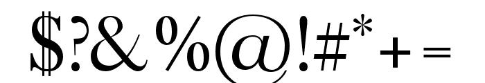 Golden Fields Regular Font OTHER CHARS