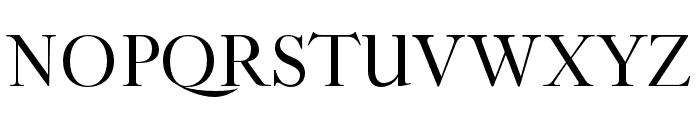 Golden Fields Regular Font UPPERCASE