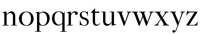 Golden Fields Regular Font LOWERCASE