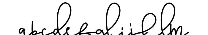 GoldenBars2 Regular Font LOWERCASE