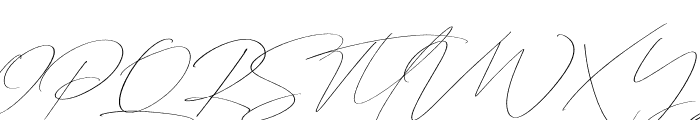 GoldenRoyaleScript-Script Font UPPERCASE