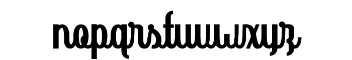 Goldenlife Font LOWERCASE