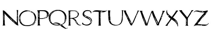 Good_feeling_two Regular Font UPPERCASE