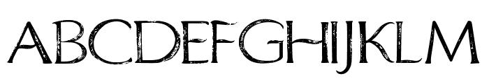 Good_feeling_two Regular Font LOWERCASE