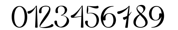 GracelyaScript Font OTHER CHARS