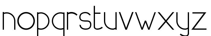 HALF MOON RISING Font LOWERCASE