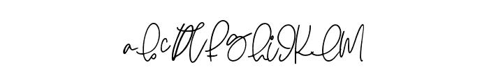 HARVEST Font UPPERCASE