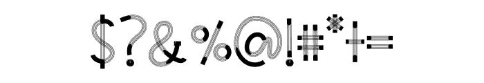 HELLO DESIGNER Font OTHER CHARS