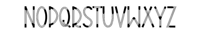 HELLO DESIGNER Font UPPERCASE