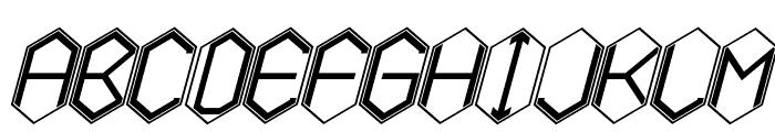 HEXCELLENT Font LOWERCASE
