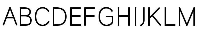 HUWindSansGreek-Regular Font UPPERCASE