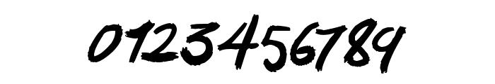 HackatTack Font OTHER CHARS