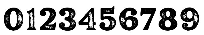 Hallen-Texture Font OTHER CHARS