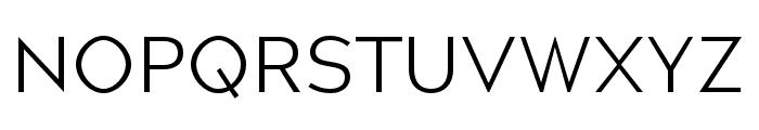 Hamlin Light Font UPPERCASE