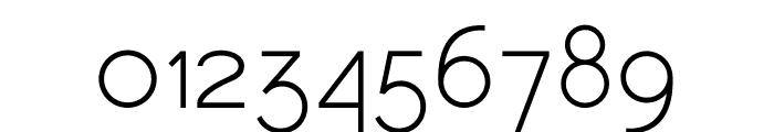 Harbinger Font OTHER CHARS