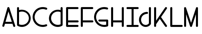 HeadVersusHeart Font LOWERCASE