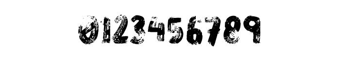 HeavyRelic-Regular Font OTHER CHARS