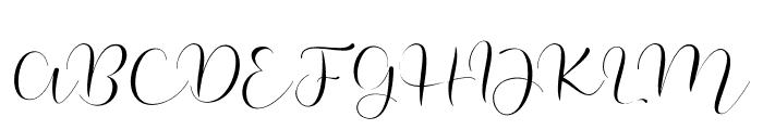 HelenaGirl Font UPPERCASE
