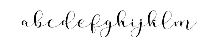 HelenaGirl Font LOWERCASE