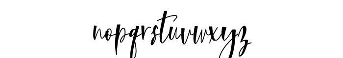 Hello Lovea Font LOWERCASE