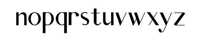Hello World Sans Srf Font LOWERCASE