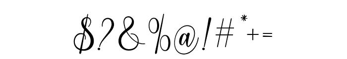 HelloFalisha Font OTHER CHARS