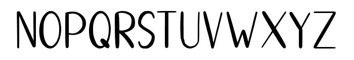 HelloStar Font UPPERCASE