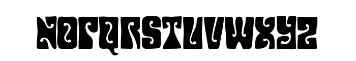 HendrixGroove Font LOWERCASE
