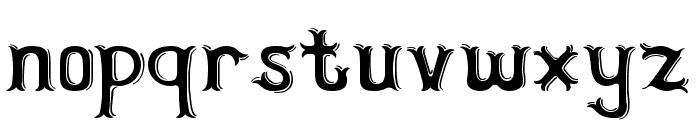 Herbert Lemuel Outline Font LOWERCASE