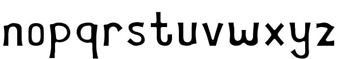 Herbert Lemuel Sans Font LOWERCASE