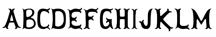 Herbert Lemuel Font UPPERCASE