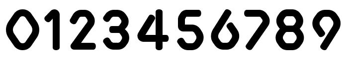 Hilux-Black Font OTHER CHARS